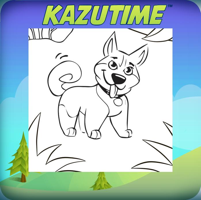 Kazu In the Woods
