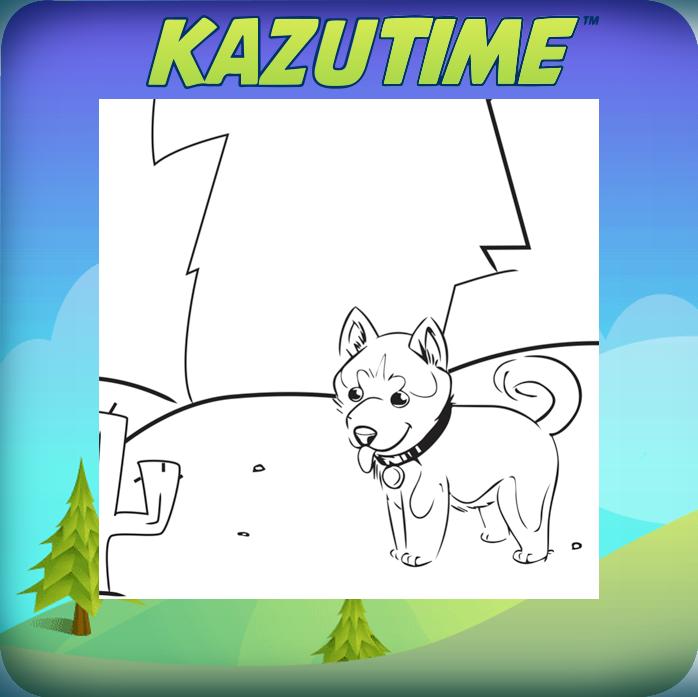 Kazu In the Desert