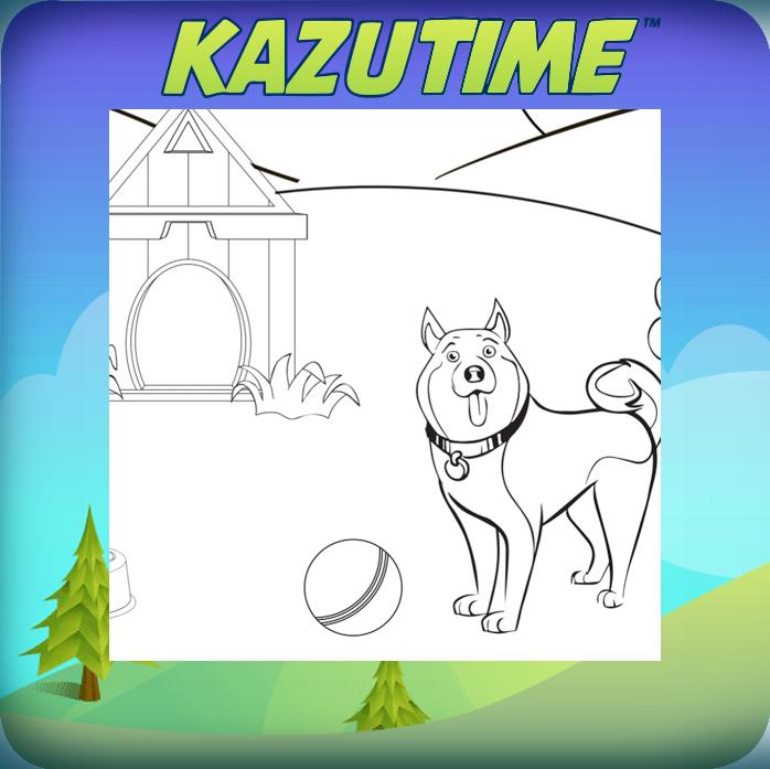 Kazu In the Garden