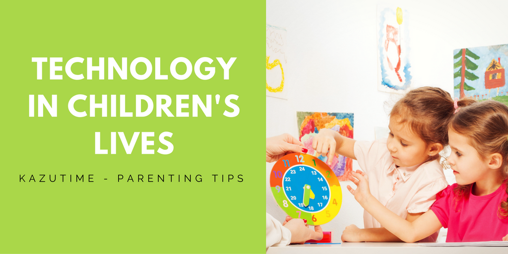 Understanding the Role Technology Plays In Our Children's Lives
